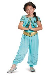 Princess Jasmine Halloween costume
