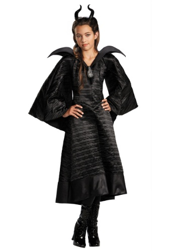 Maleficent Disney costumes for girls