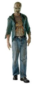 Zombie The Walking Dead costumes