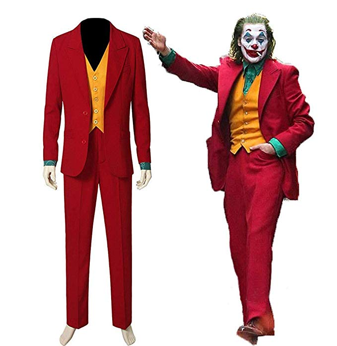 Joaquin Phoenix Joker Costume