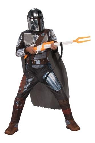 Mandalorian Beskar Costume