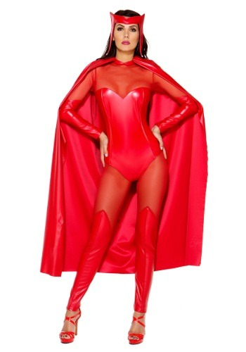 Scarlet Witch Wanda Vision Costume