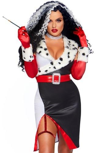 Cruella Devilish Diva Costume