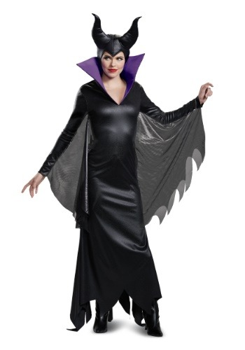 Maleficent owner and dog costume